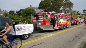 Chatham 4th of July Parade 2015