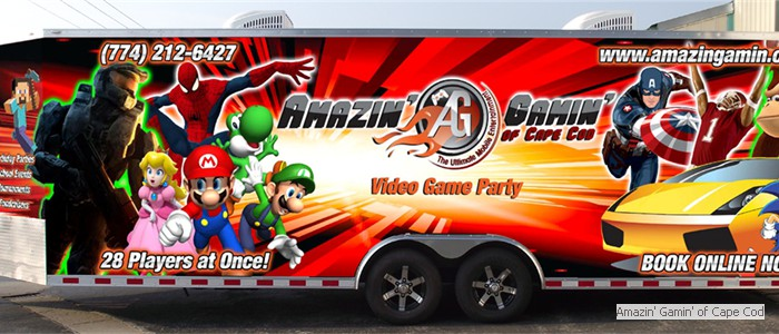 Our Mobile Game Theater is awesome!